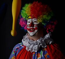 Bring in the clown by AMPMphotography