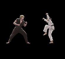 karate kid by agassa24