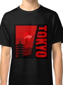 Tokyo Comic Style Classic T-Shirt