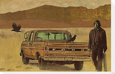 No Country  by Terry  Fan