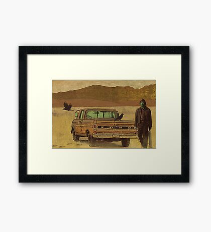 No Country  Framed Print