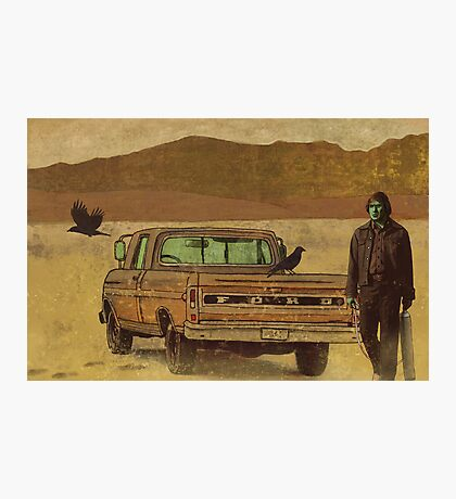 No Country  Photographic Print
