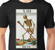 Tarot Card - Death Unisex T-Shirt