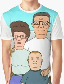 King of the Hill Graphic T-Shirt
