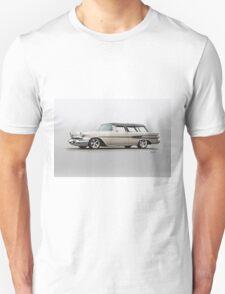 1957 Pontiac Starliner Safari Wagon Unisex T-Shirt