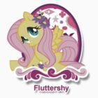 Fluttershy Icon  by eeveemastermind