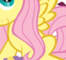 Fluttershy Icon  Sticker