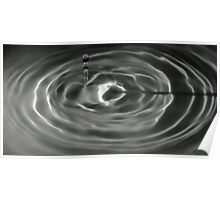 Another Water Droplet! Poster