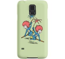Thing Fred and Thing George Samsung Galaxy Case/Skin