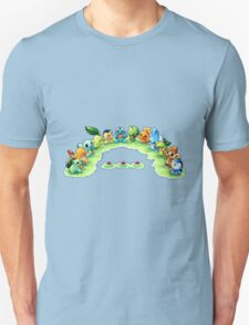 Friendly Pokemon T-Shirt