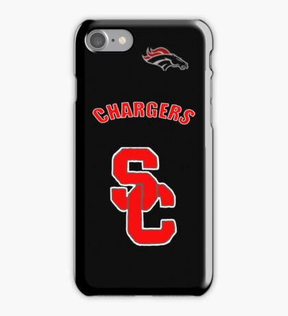 SC Chargers iPhone Case/Skin