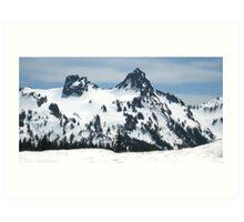 Mount Rainier, Washington USA Art Print
