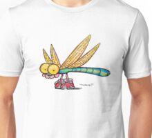 Dragonfly loves dragons Unisex T-Shirt