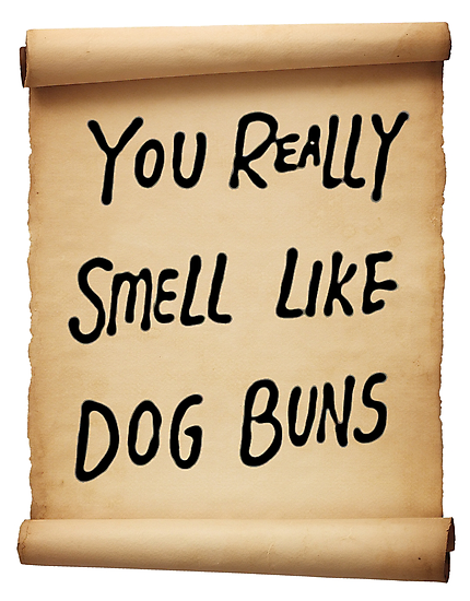 You Really Smell Like Dog Buns by AustinAliceFan