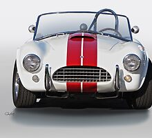 1964 AC Cobra Mark 1 289 Roadster by DaveKoontz