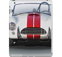1964 AC Cobra Mark 1 289 Roadster iPad Case/Skin