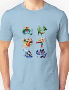 Pokemon Mega T-Shirt