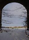 Arthington Viaduct Frame by Graham Geldard