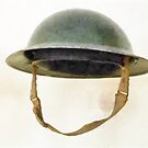 The British Brodie Helmet  by PictureNZ