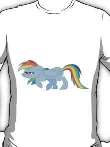 Rainbow Sneak T-Shirt