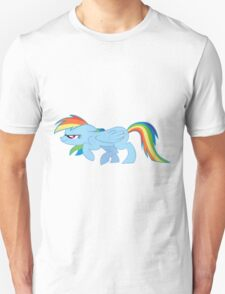 Rainbow Sneak Unisex T-Shirt