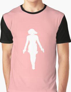 B.W Graphic T-Shirt