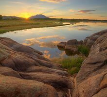Down To Sunset by Bob Larson