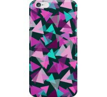 Triangle Pastel Graphic iPhone Case/Skin