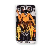 Tarot Card - The Devil Samsung Galaxy Case/Skin