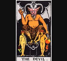 Tarot Card - The Devil Unisex T-Shirt