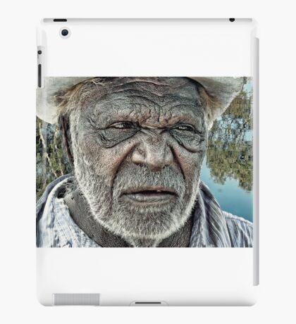 Wangai Elder  iPad Case/Skin
