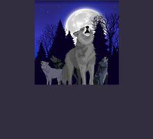 Howling Wolf Pack Unisex T-Shirt