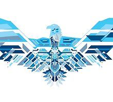 Ice Eagle One // Harmony Restored  by Christopher Boscia