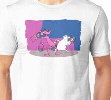 Pink vs. Blue Unisex T-Shirt