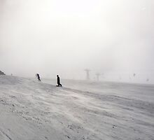 snowboarders by geophotographic