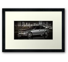 Gavs Taxi Framed Print