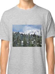 Paradise Inn at Mt. Rainier October 2014 Classic T-Shirt
