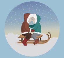 Eskimo kiss Kids Tee