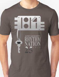 Rhythm Nation's 25th anniversary T-Shirt