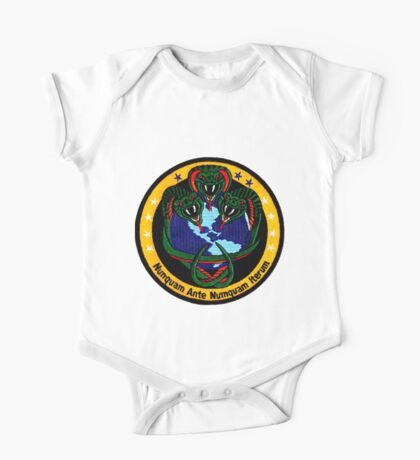 NRO 3 Vipers Crest One Piece - Short Sleeve