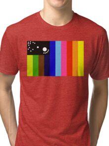 IRC flag Tri-blend T-Shirt