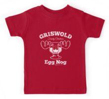 Griswold Christmas Egg Nog Kids Tee