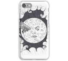 A Trip To The Moon iPhone Case/Skin