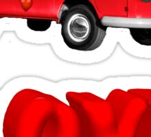 Love Machine  Sticker