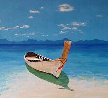 Thia Boat by MBuckman