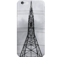 Tall Transmission Tower Thing iPhone Case/Skin
