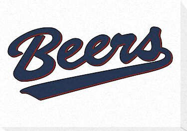 the milwaukee beers . baseketball by timmehtees