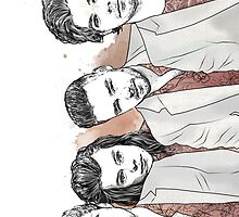 One Direction by flamingos