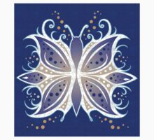 Butterfly Abstract Kids Clothes