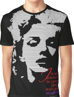 Wonderful Marilyn Graphic T-Shirt